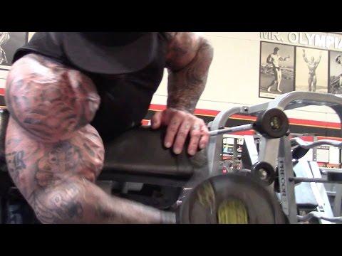 TECHNIQUES TRICKS SECRETS TO BUILDING HUGE ARMS INSTRUCTION FEATURING DENIS SEMENIKHIN