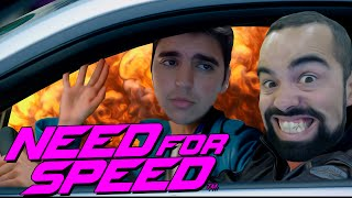 2 PERIGOS NA ESTRADA l NEED FOR SPEED 2015