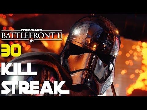 30 PHASMA KILLSTREAK - Star Wars Battlefront 2
