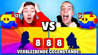 3x 8 VERBLEIBENDE GEGENSTÄNDE in 1.000€ MEGA BOX OPENING BATTLE! 😱 Brawl Stars deutsch