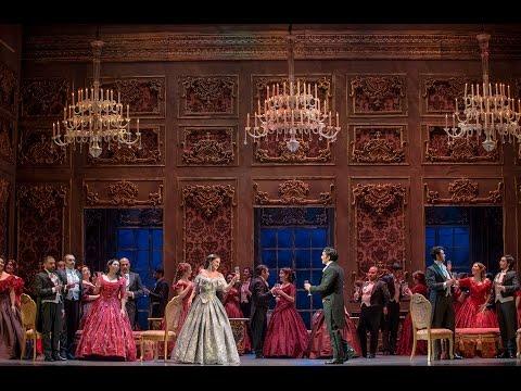 La traviata | Libiamo ne'lieti calici (El brindis)