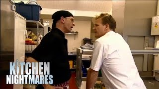 Hilarious Argument - Ramsay