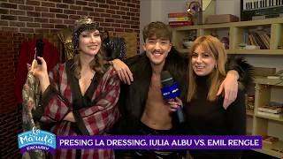 Pressing la dressing. Iulia Albu vs. Emil Rengle