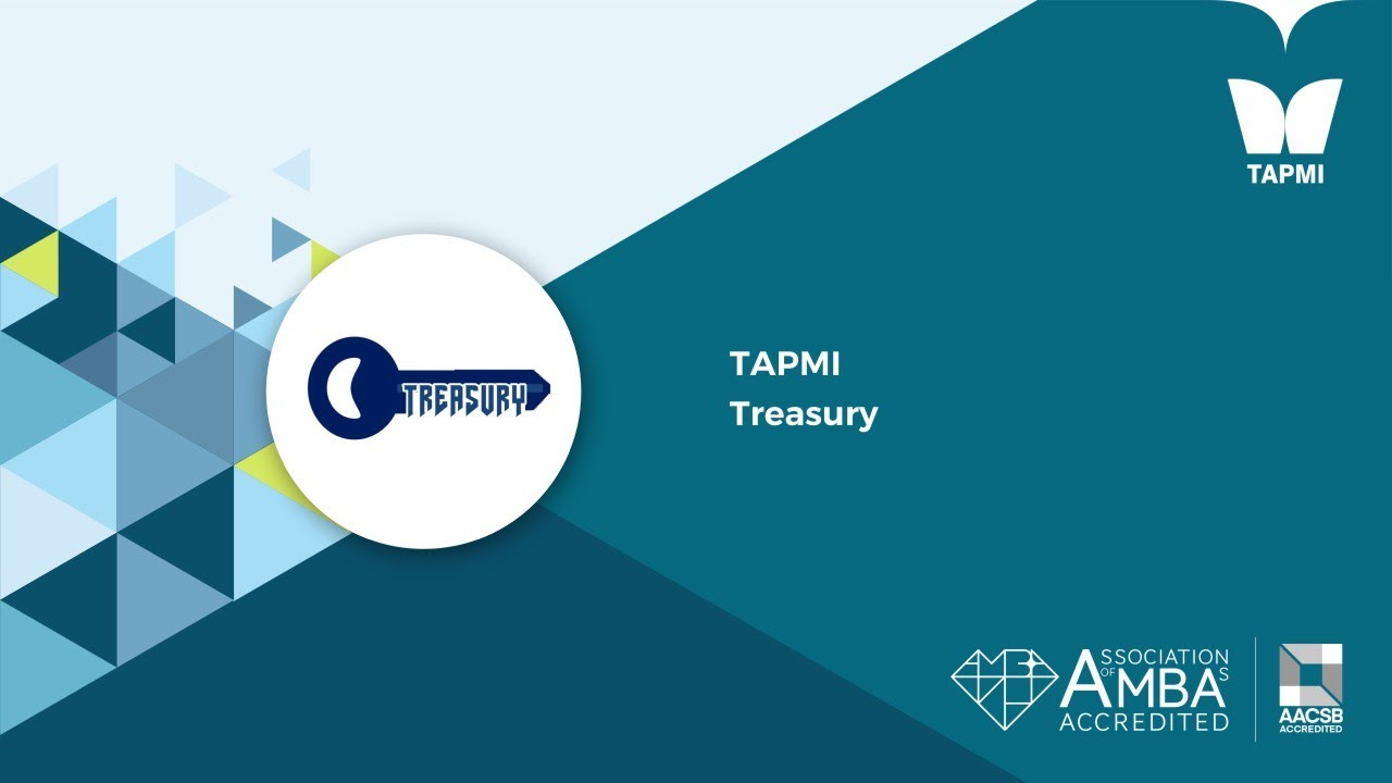 TAPMI Treasury