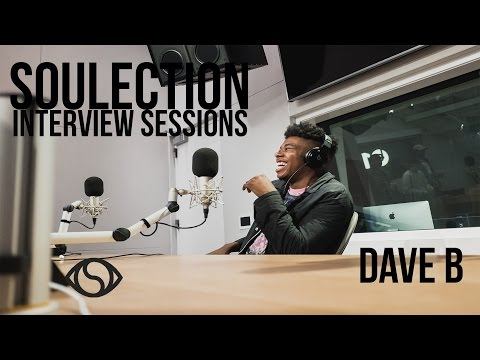 Dave B talks touring, Seattle and future projects on Soulection Radio!