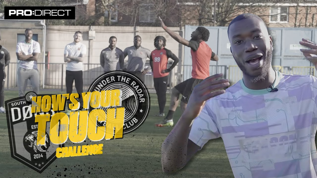 SAVAGE FIRST TOUCH CHALLENGE - SE DONS vs UNDER THE RADAR