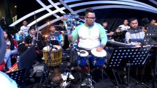 Tabla & Gendang play2- Band D
