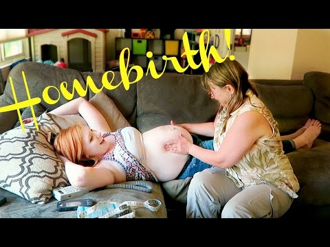 HOME VISIT W/ OUR MIDWIFE!