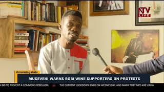 Freedom is what is untouchable - Bobi Wine responds to President Museveni