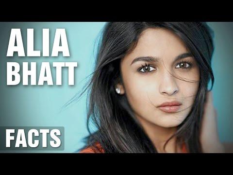 12 Interesting Facts About Alia Bhatt