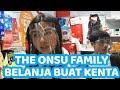CUAP CUAP SORE - SERUNYA THE ONSU FAMILY BELANJA TIMBANGAN UNTUK KENTA