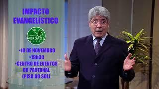 Chamada do Rev. Hernandes para o Impacto Evangelístico - Cuiabá
