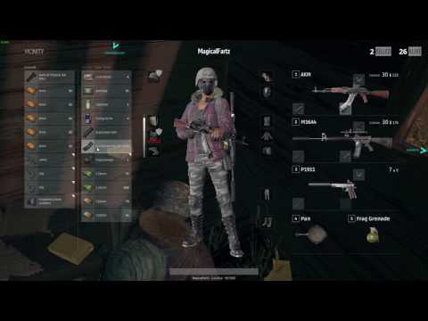 WALL/AimBot Hacks on pubg! IGN is QIANGgeZUIshua1