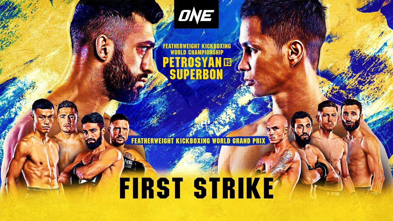 Download ONE: FIRST STRIKE | Full Event