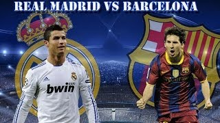 REAL MADRID Vs. FC BARCELONA - FIFA 2014 PC GAMEPLAY