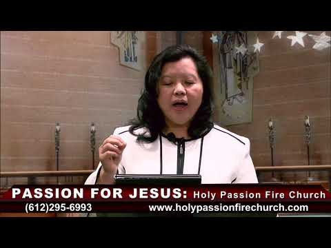 PASSION FOR JESUS: HMONG ARE CALLED TO BE SONS OF GODS.