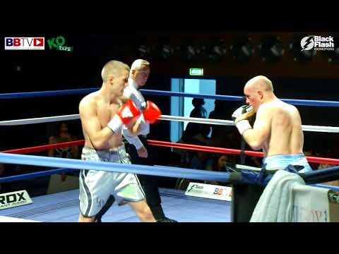 JAKE JAMES VS JAMES GORMAN   FULL FIGHT AND INTERVIEW - BBTV