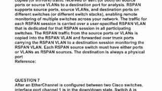 [Free New Questions] Latest Release Cisco 300-115 Dumps Exam Is Your Best Choice