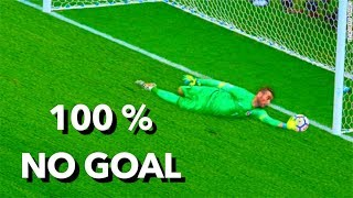 10 Goalkeeper Saves Never Seen Before