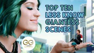 TOP TEN LESS KNOW GIANTESS SCENES