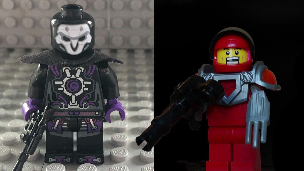 The LEGO Zombie Apocalypse Lore Review: SMITE