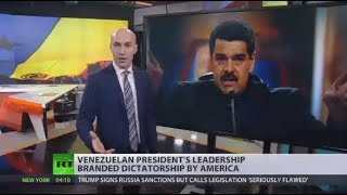 Now Maduro's Turn  US labels Venezuelan leader 'dictator' same as Assad, Hussein, Gaddafi
