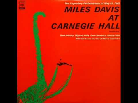 "Miles Davis with Gil Evans Orchestra at Carnegie Hall - Medley from ""Miles Ahead"""