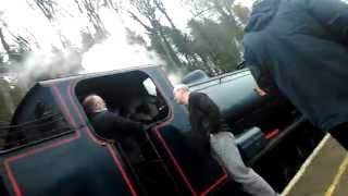 Forest Of Dean Steam Railway, Gloucestershire