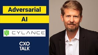 Adversarial AI Cybersecurity with Stuart McClure, Cylance (CxOTalk)