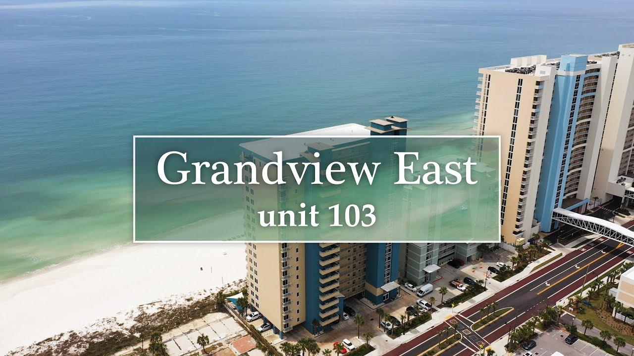 Grandview East 103 Panama City Beach