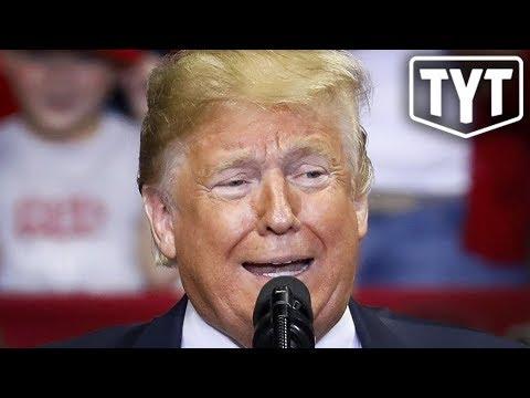 Trump Can't Handle Heckling