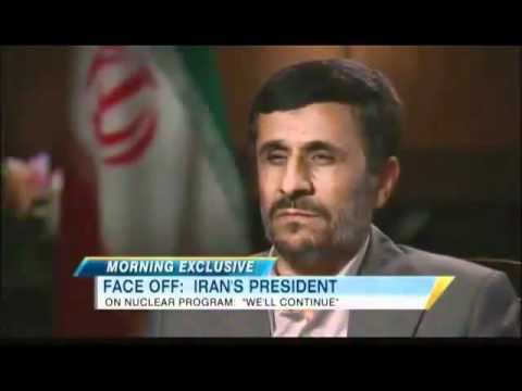This is How a Leader Speaks !!! - Iranian President vs. Musharraf