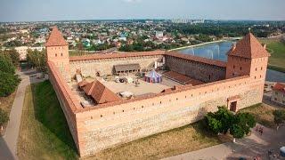 Лидский замок(Лидский замок - один из старейших и мощнейших замков в истории Великого Княжества Литовского. В этом видео..., 2016-08-25T11:49:02.000Z)