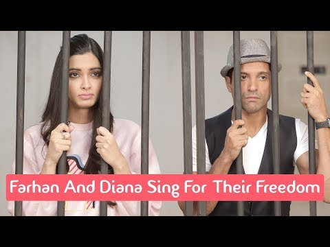 Farhan & Diana Sing For Their Freedom | Lucknow Central