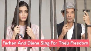 Farhan Akhtar & Diana Penty Sing For Their Freedom   Lucknow Central
