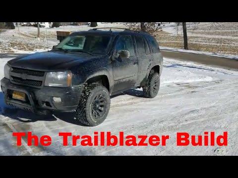 Chevy trailblazer on 26' rims | Doovi