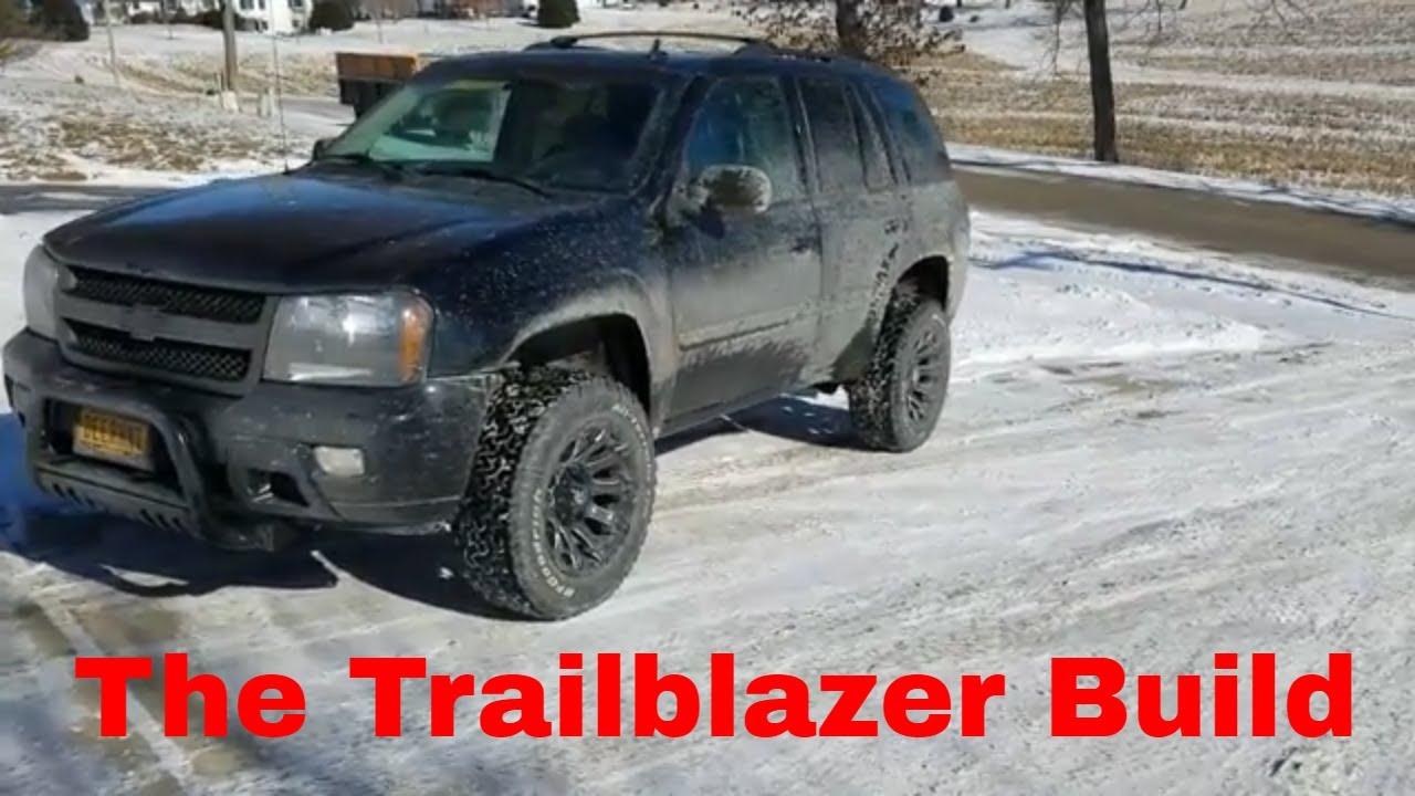 Lifted Chevy Trailblazer Build Part 1