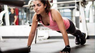 Фитнес тренировка дома. Занятия фитнесом дома