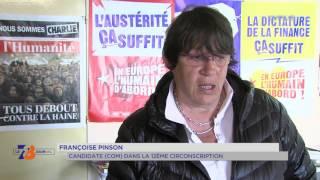 12e circonscription : le PCF en campagne