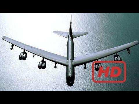 American Military Documentary The B-52 Stratofortress Bomber