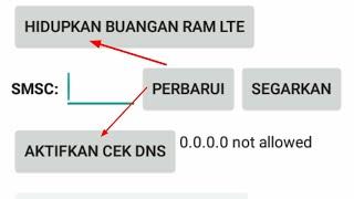 Cara internet gratis (mode pesawat) All operator versi Baru 2018