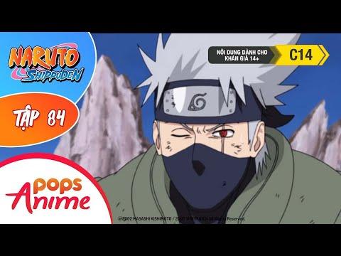 Naruto Shippuden Tập 84  Năng Lực Của Kakuzu  Trọn Bộ Naruto Lồng Tiếng