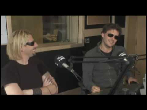 Nickelback Interview 2009