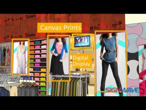 Retail Visual Communication Solutions.