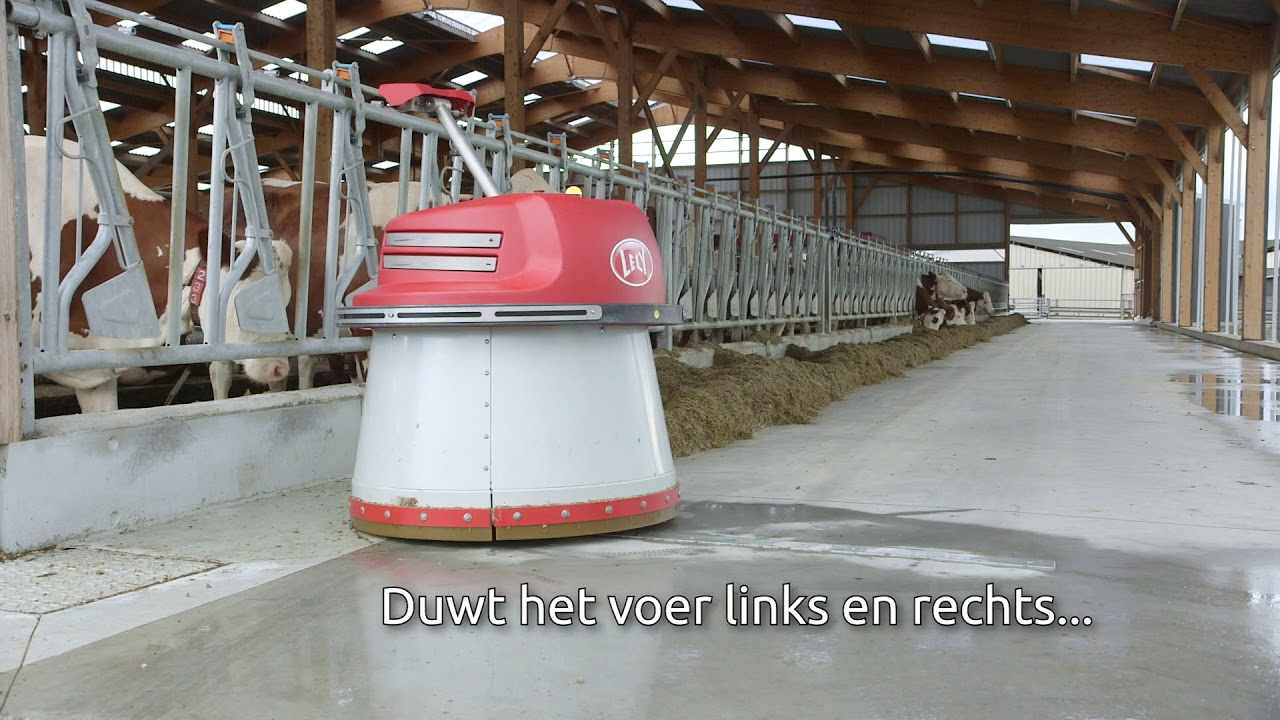 Lely Juno product video - NL
