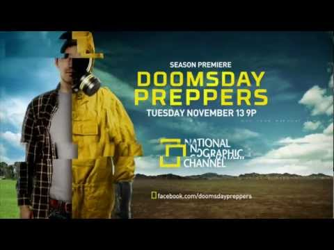 Zack Ryder is a Doomsday Prepper!