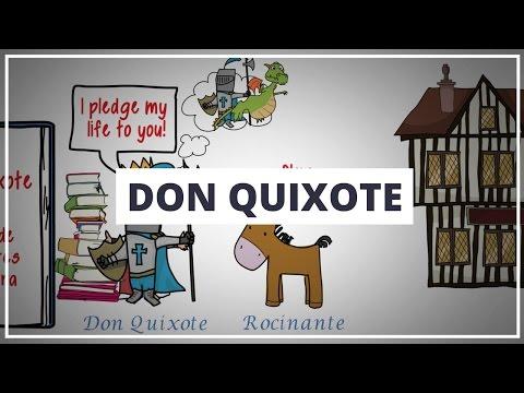 DON QUIXOTE BY MIGUEL DE CERVANTES // ANIMATED BOOK SUMMARY