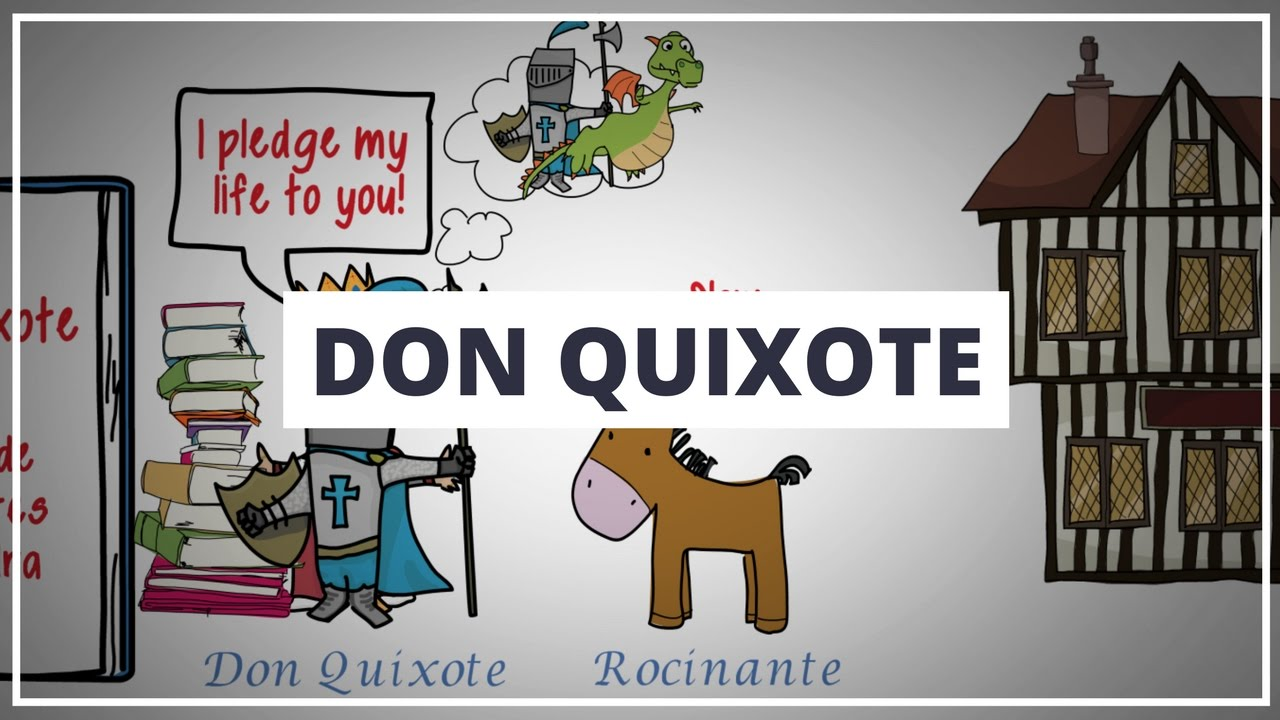 don quixote short story summary