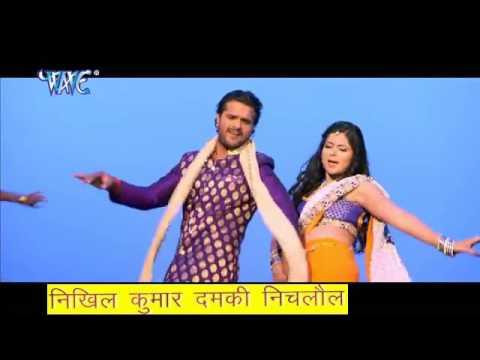 2016 bhojpuri full  movie bandhan song