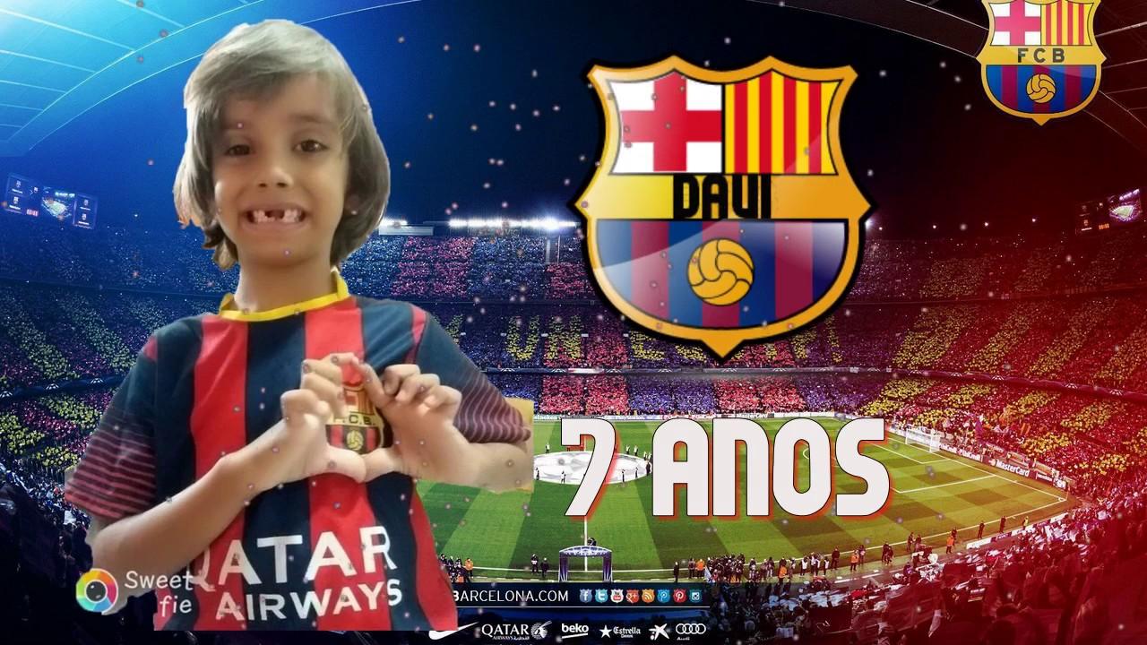 Convite Animado Barcelona Youtube